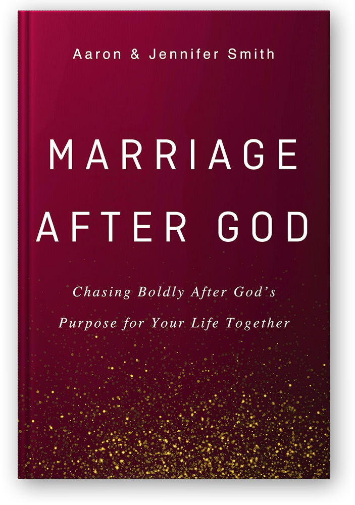 Marriage After God: Chasing Boldly After God's Purpose for